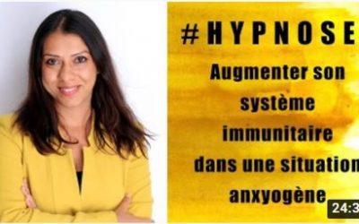 Vidéo d'Hypnose guidée : Relaxation pour calmer l'Anxiété et augmenter l'Immunité