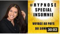 Vidéo d'Hypnose guidée : Voyage au pays du Sommeil