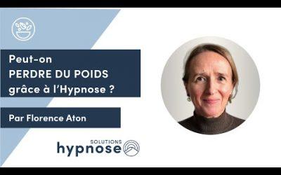 Peut-on PERDRE DU POIDS grâce à l'hypnose